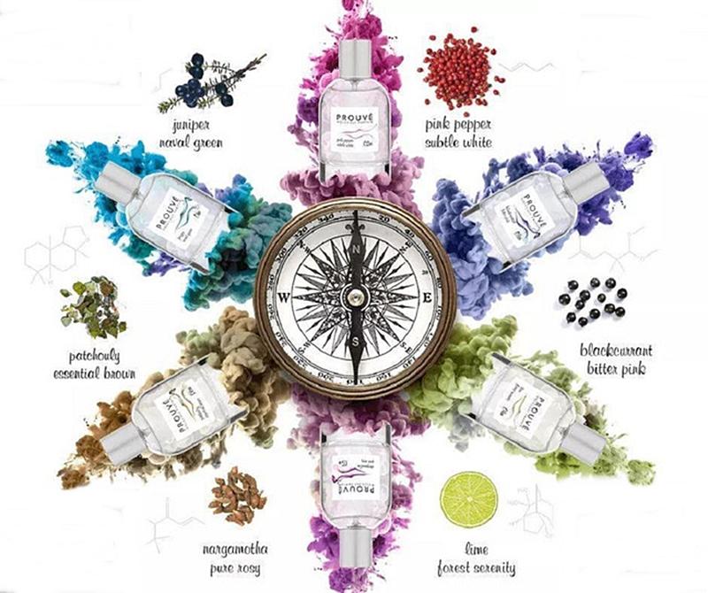 Molekuláris parfümök (unisex)