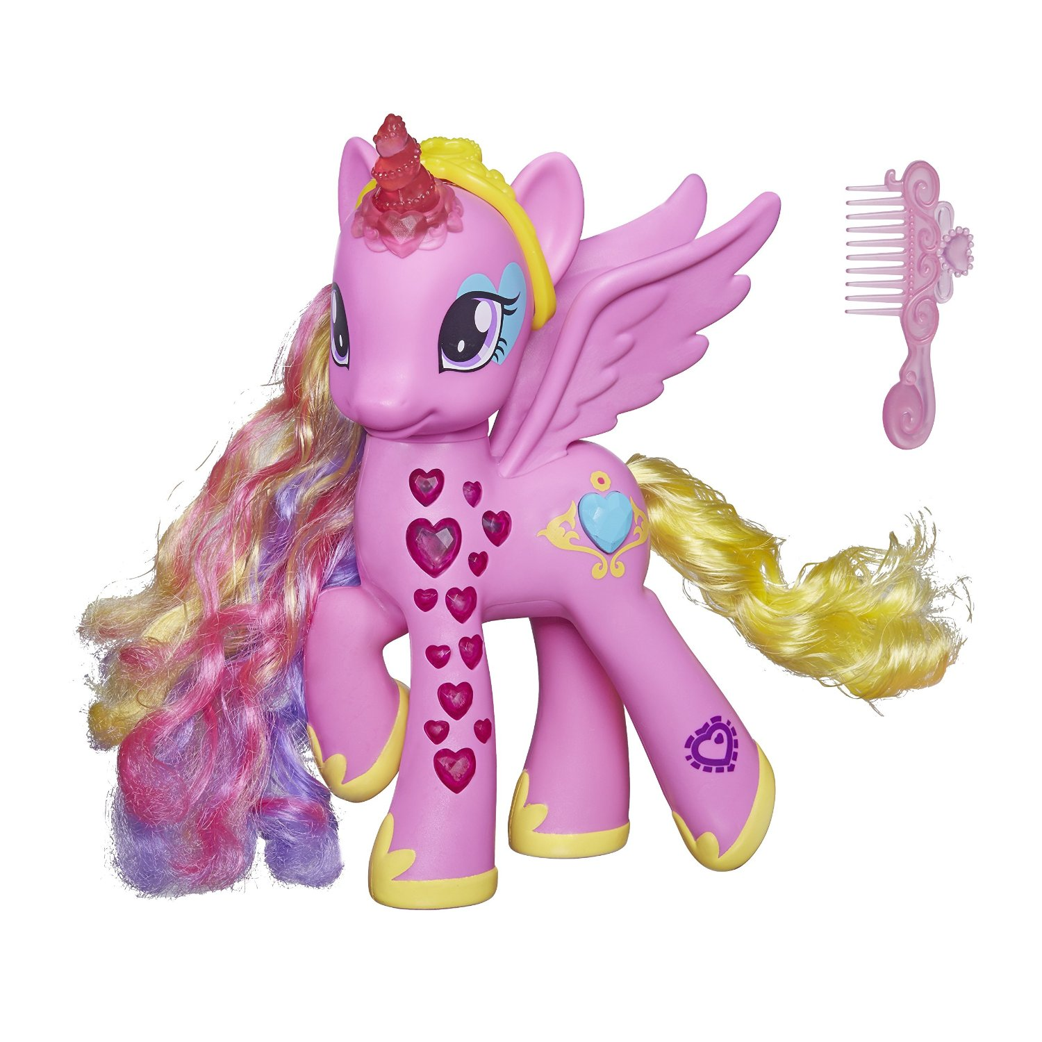 Glowing Hearts Princess Cadance Now On Amazon UK Website