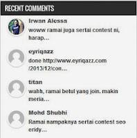 Recent Comments