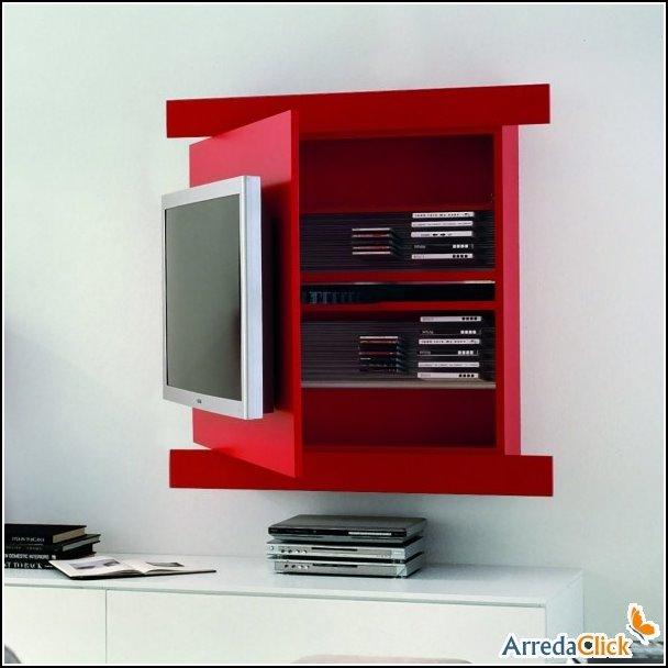 Arredaclick muebles italianos online agosto 2013 - Muebles de pared para tv ...