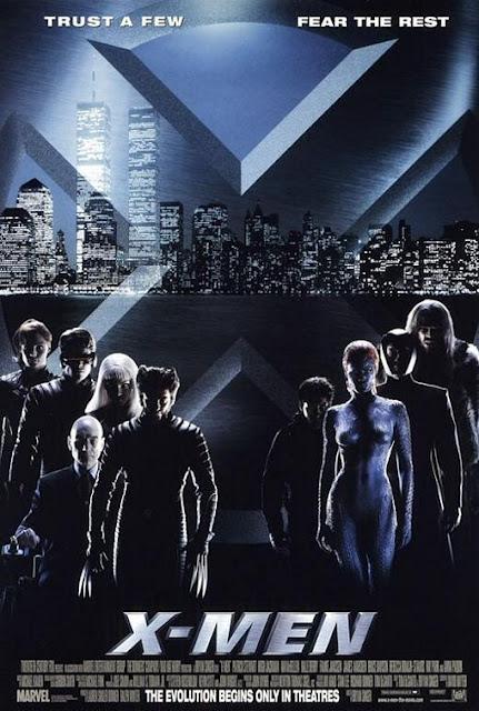 X-MEN 1 เอ็กซ์ เม็น ศึกมนุษย์พลังเหนือโลก ภาค 1 HD 2000