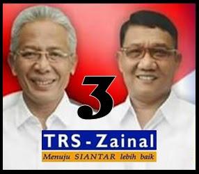 Episode 3 Sitopi Ni Dayok: Paslon TRS-Zainal dalam Politik Daun Sirih dan Kemenyan