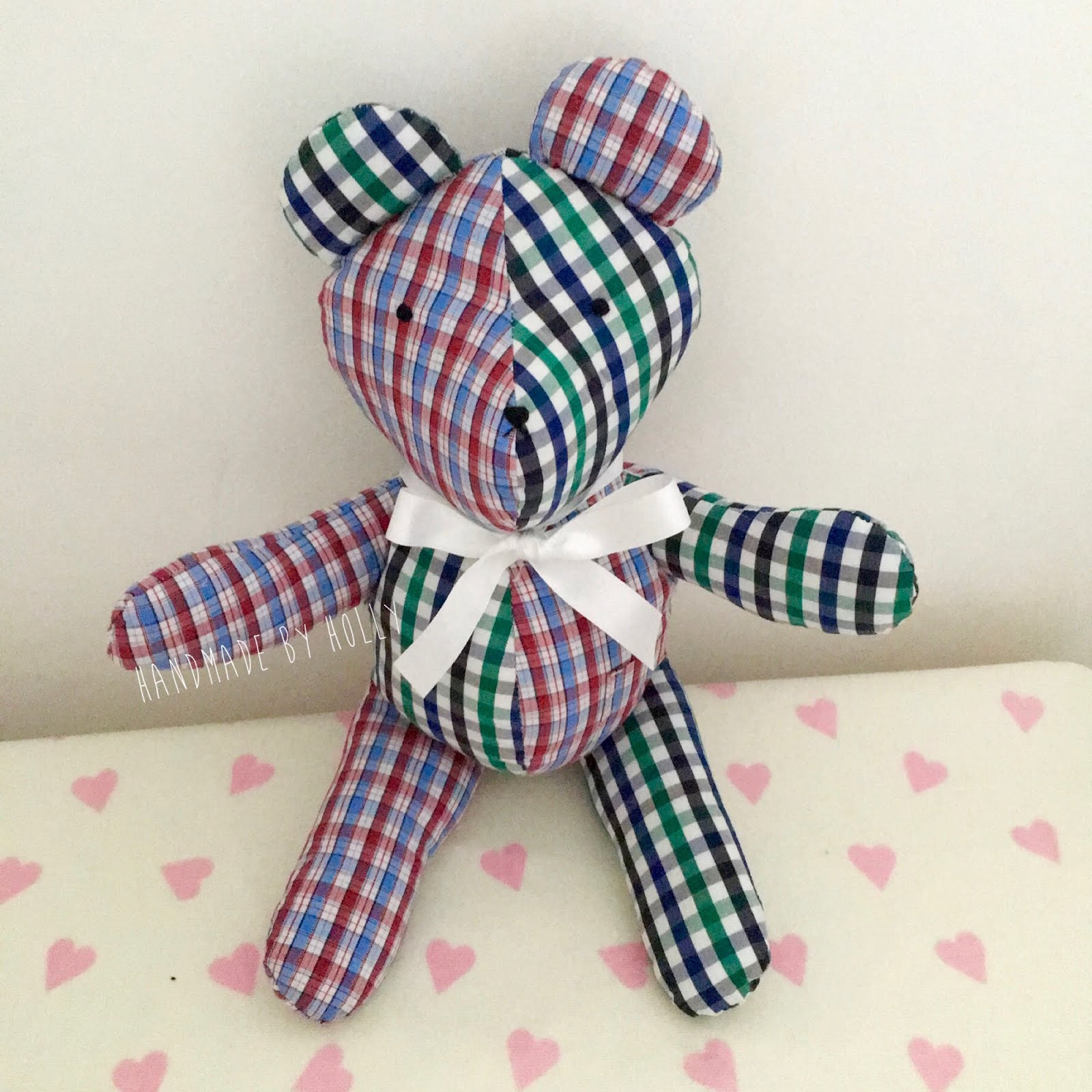 Memory Bear (Adults) £20