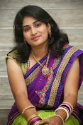 Krishnaveni glam in half saree-thumbnail-11