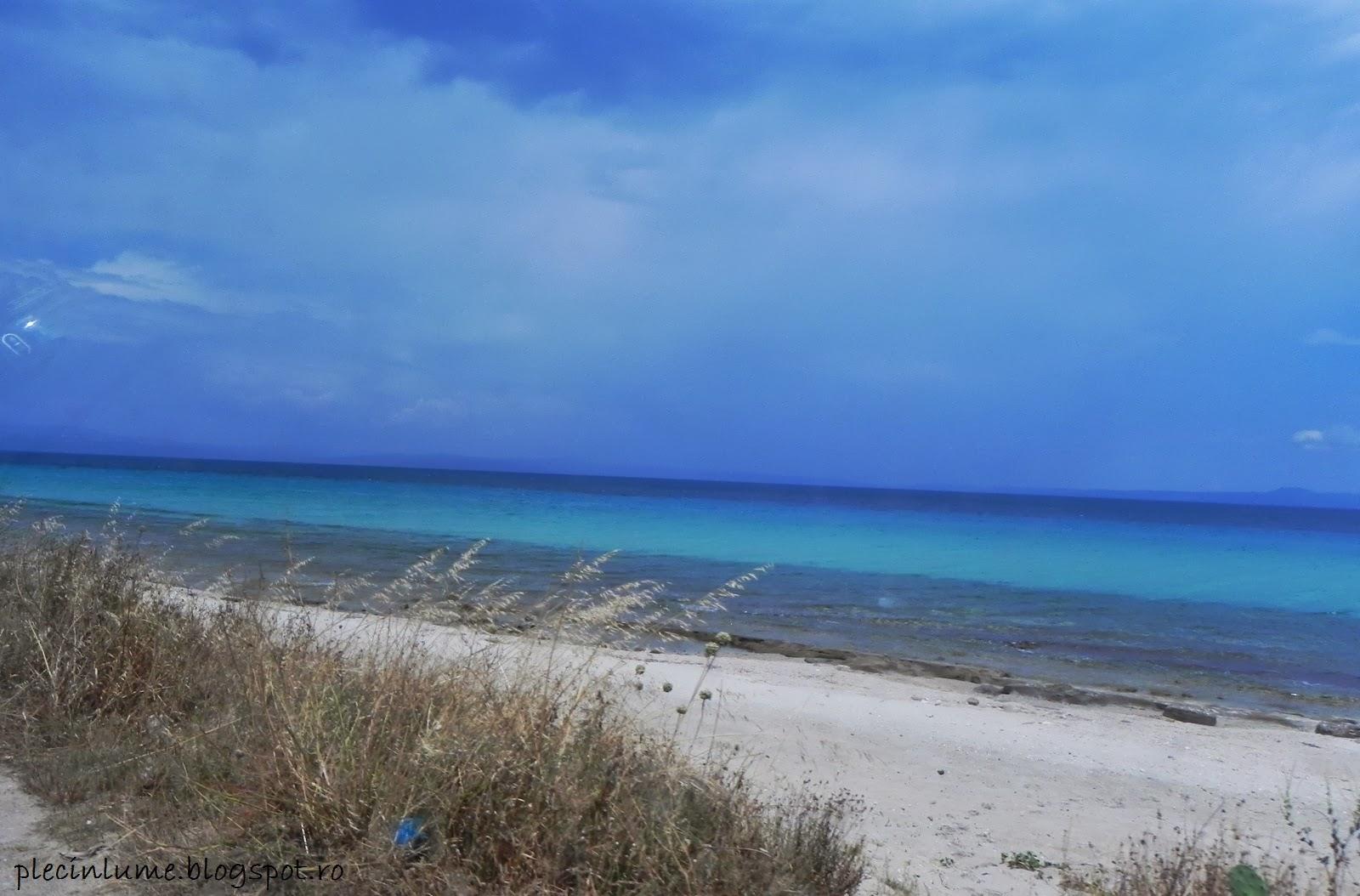 Plaja din Afitos