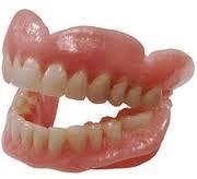 gigi tiruan lengkap dari akrilik