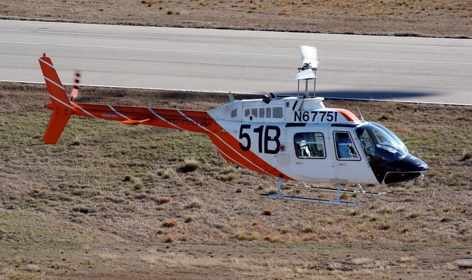 La Fuerza Aérea Colombiana podría recibir 60 helicopteros Bell TH-67 Creek para fortalecer las labores de instrucción de los pilotos militares colombianos.