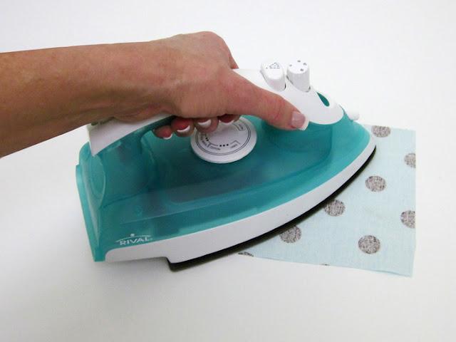 Impermeabilizando tecido com papel contact 03