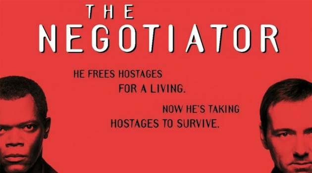 The Negotiator (1998) - ගණුදෙනු කරන්නා