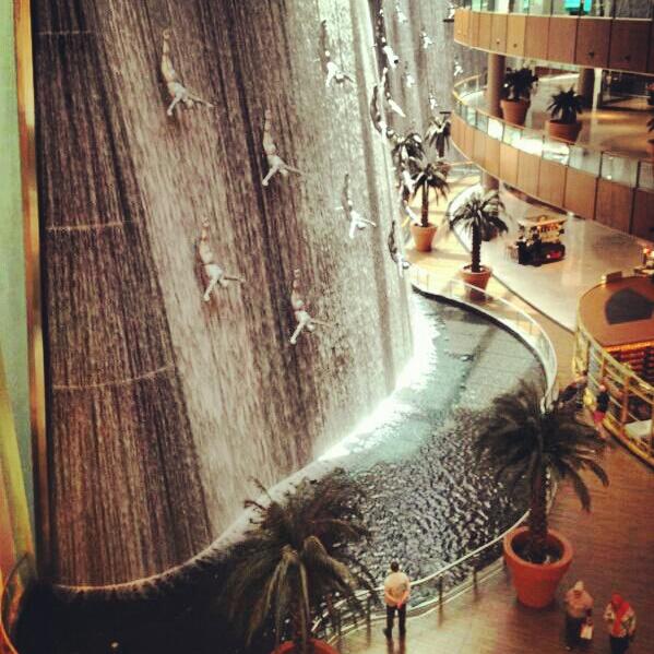 cascada Dubai