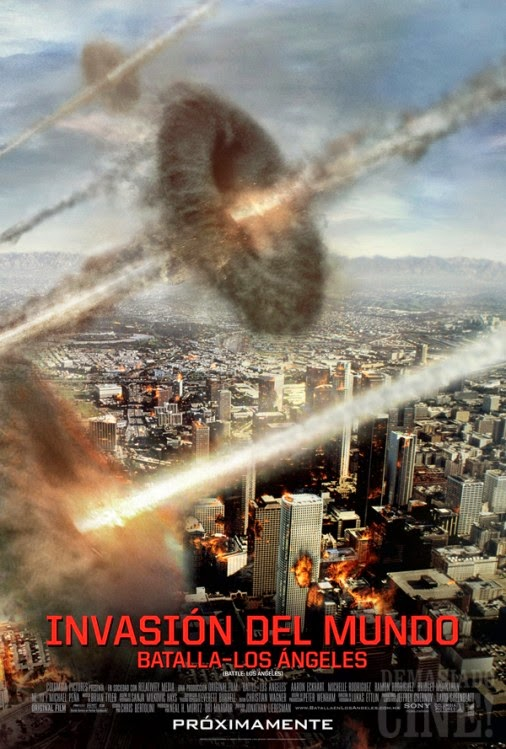 Invasion Del Mundo: Batalla Los Angeles [2011] DVDRip Latino