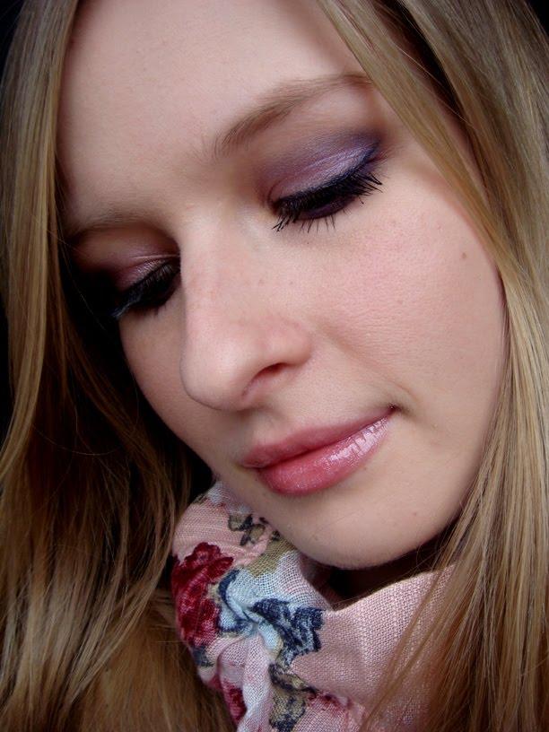Makeup Cmystic Purple Haze