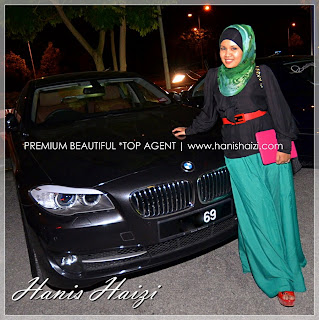 Premium Beautiful Hanis Haizi