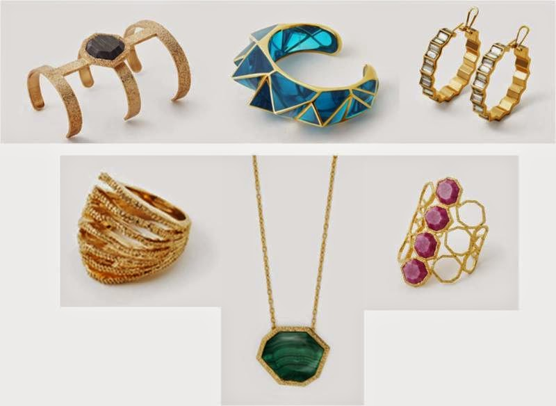 Isharya's Jewelry Collection