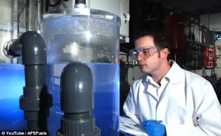 British Firm Produces Petrol From Air