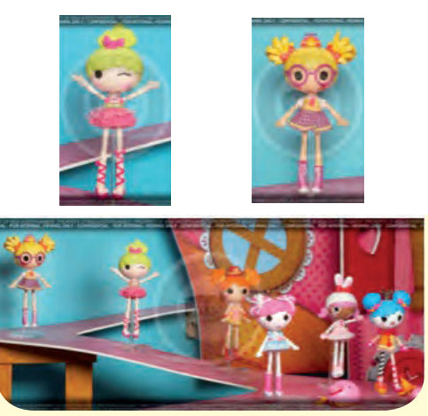 lalaloopsy new 2013