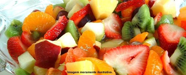 excel, fórmulas, negativo, número, texto, salada de frutas