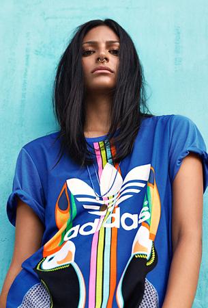 Adidas Originals colección The Farm Company primavera verano 2016