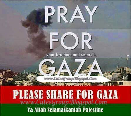 Bastard Israel killing innocent in Gaza (Palestine)