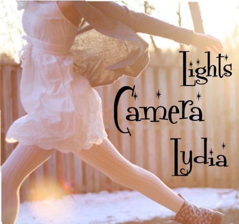 Light's, Camera, Lydia!