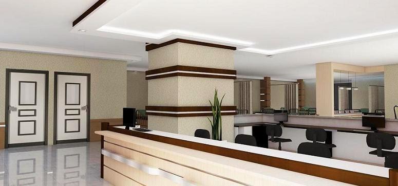 Jasa Gambar Pembuatan Desain Interior Furniture Rumah Sakit