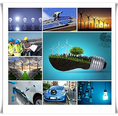 STOCK PHOTO صور عالية الجودة لمصادر الطاقة المتنوعة