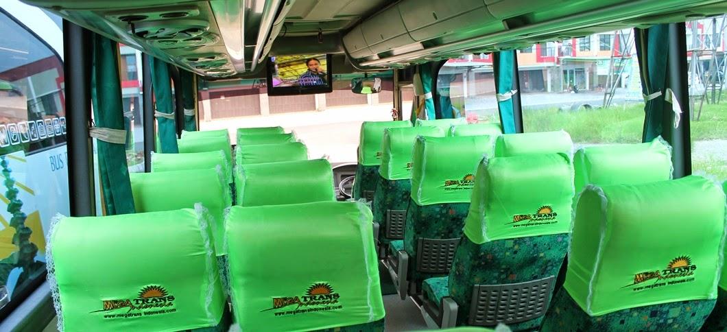 Melayani sewa bus pariwisata untuk ke pangandaran