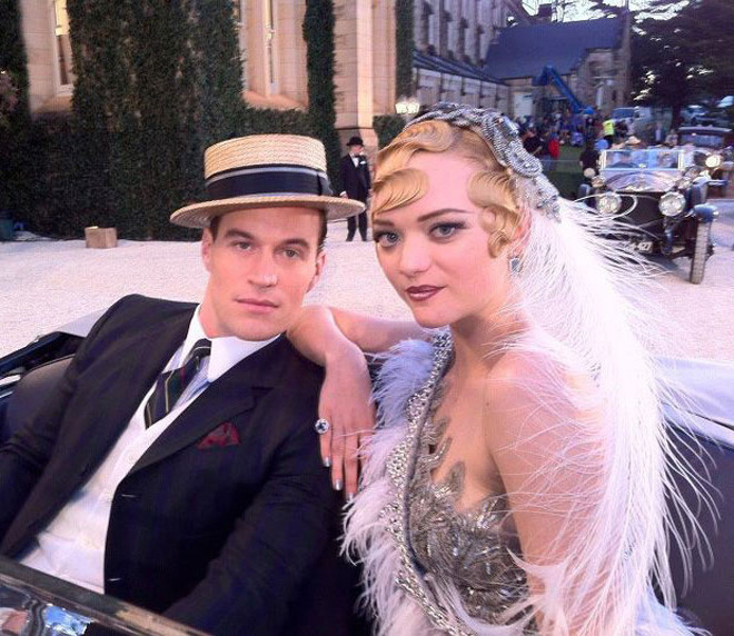 the haute commodity the great gatsby