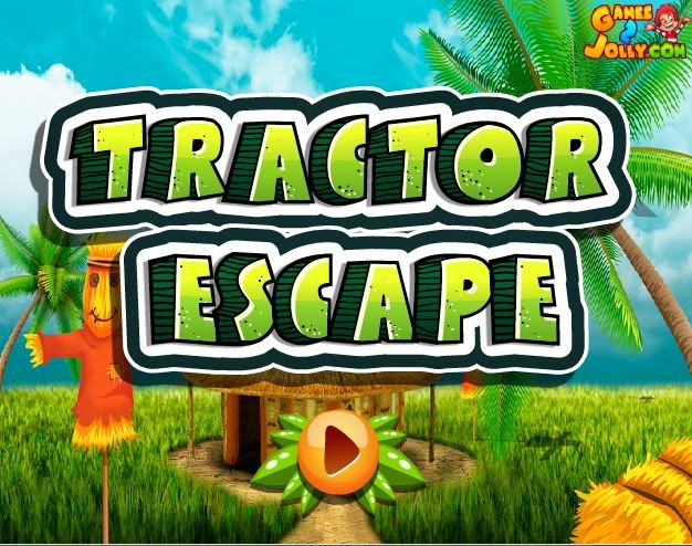 Play Games2Jolly Tractor Escap…