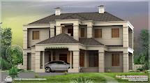 Small Villa House Plans