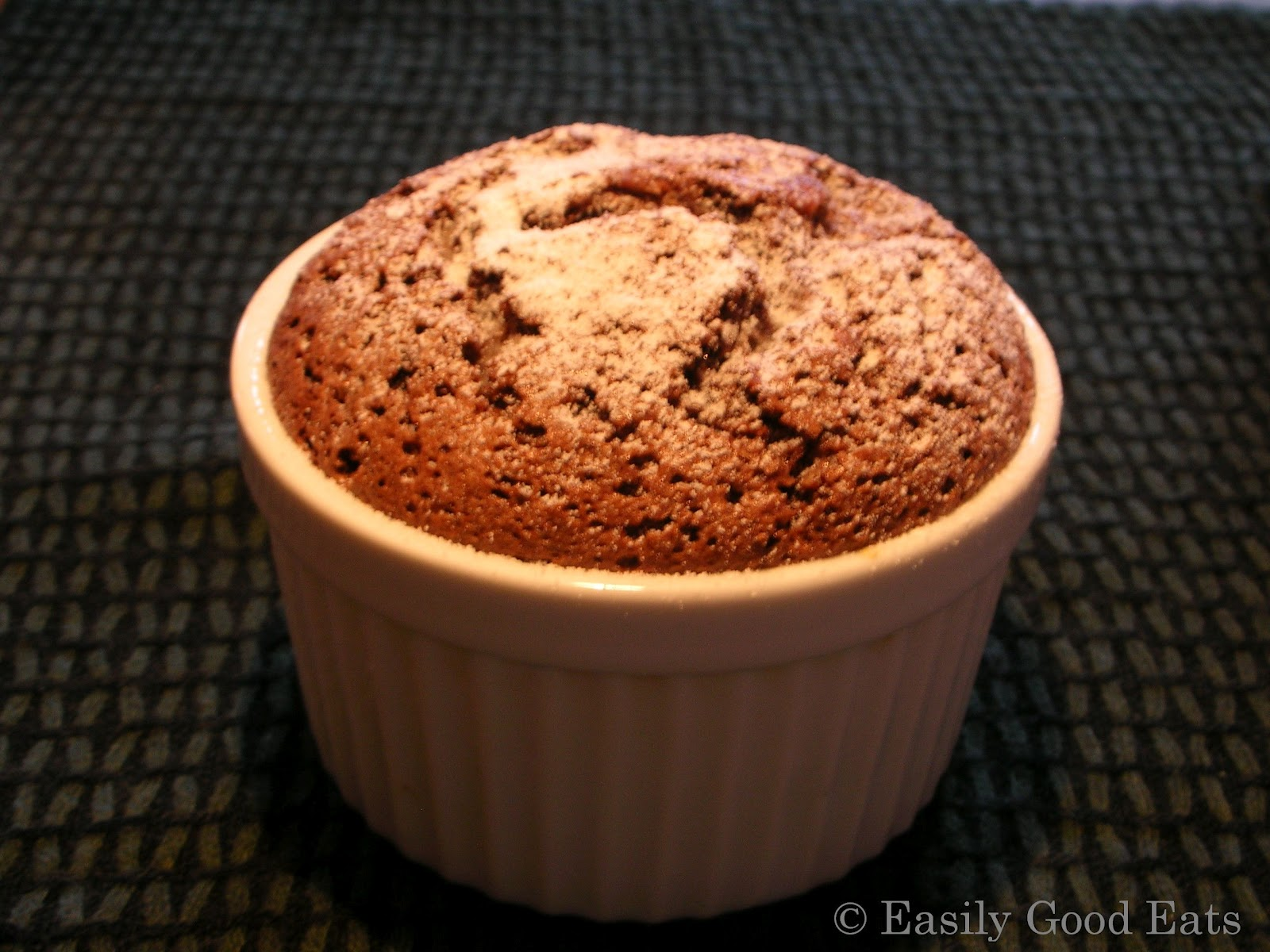Easily Good Eats: Hot Mocha Fudge Cake Recipe