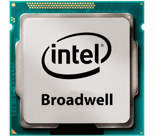 Prodak Intel Broadwell Mulai Muncul Dipasar
