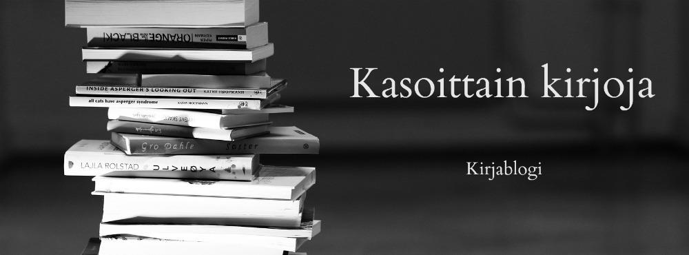Kasoittain kirjoja
