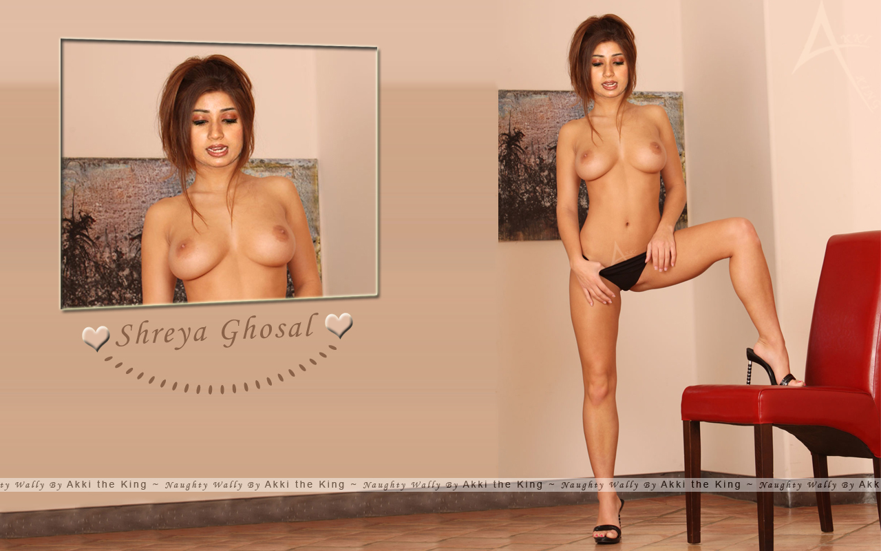 Shreya Ghoshal Nude S