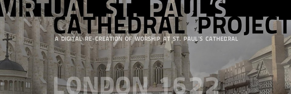 The Virtual St Paul's Cathedral Project