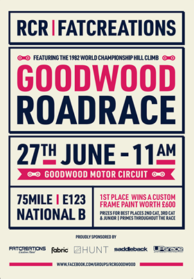 Goodwood Road Race