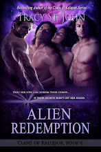 Alien Redemption (Clans of Kalquor 6)
