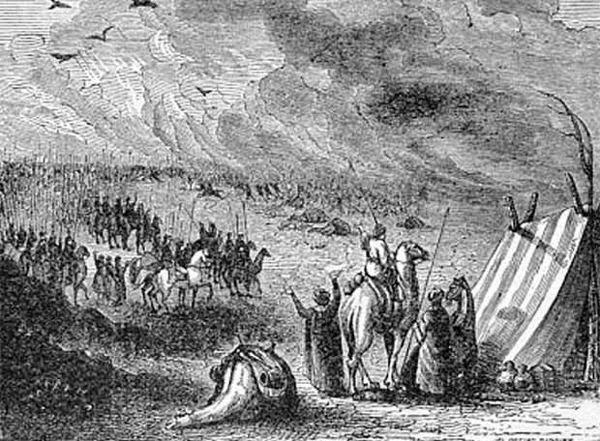 50 Ribu Pasukan Persia