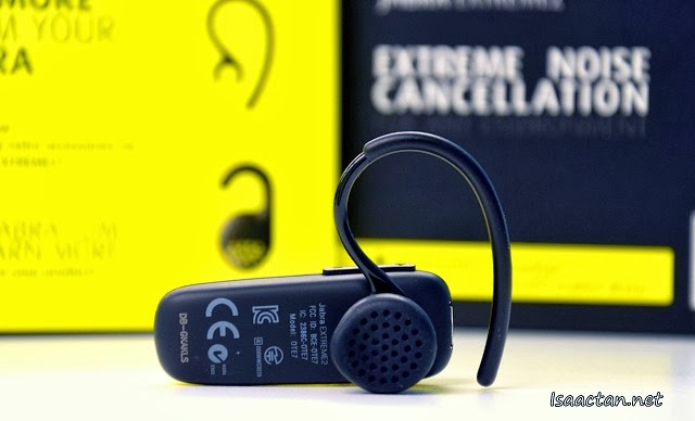 The Jabra Extreme 2 comes with its noise cancellation technology