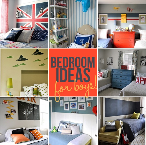 Ideas For  Year Olds Room With Mid Sleeper