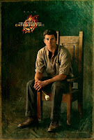 The Hunger Games: Catching Fire Gale Poster