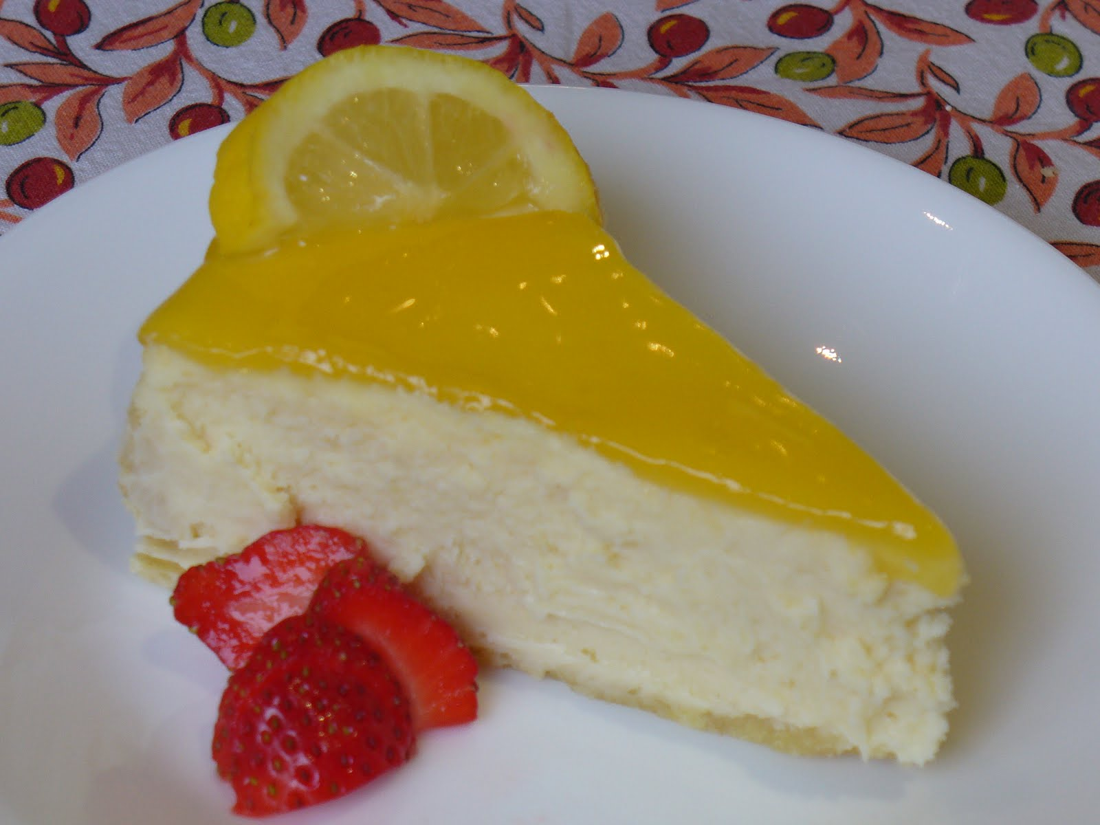 America S Test Kitchen Lemon Cheesecake