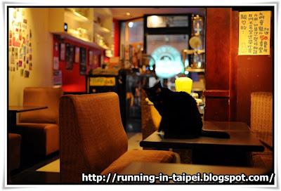 貓妝洋食風尚館(Cat Mask Cafe)