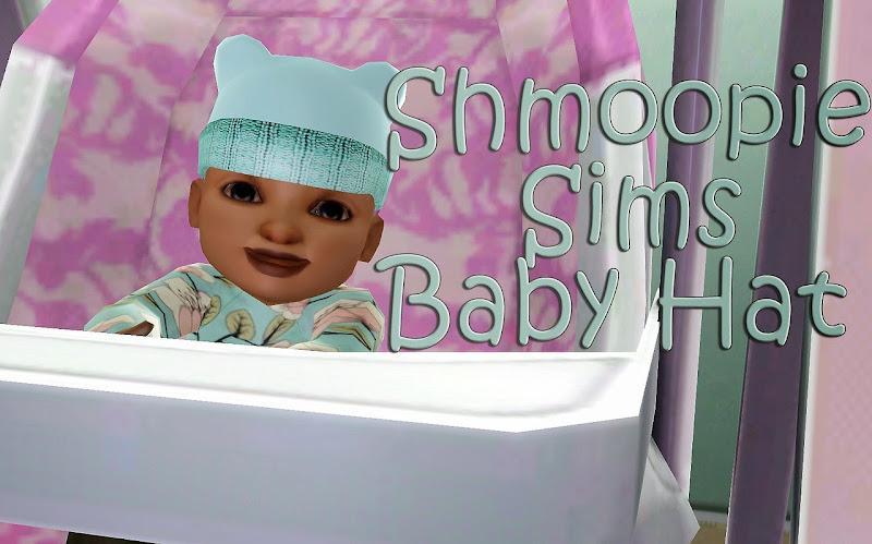 shmoopiesims baby hat title=