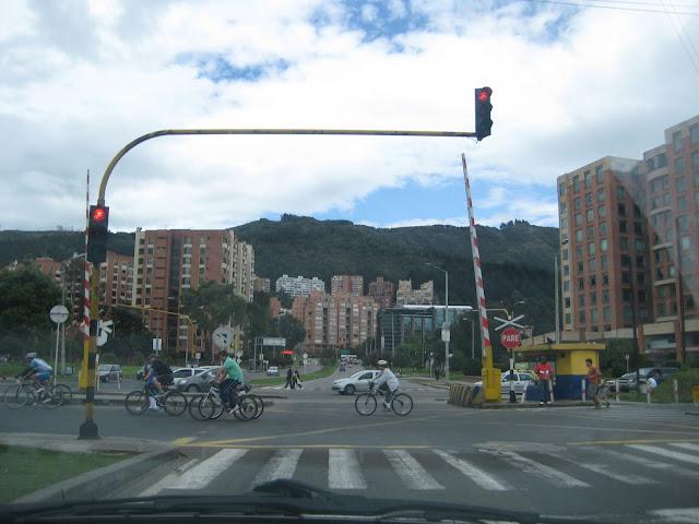 Uma grande surpresa: Bogotá