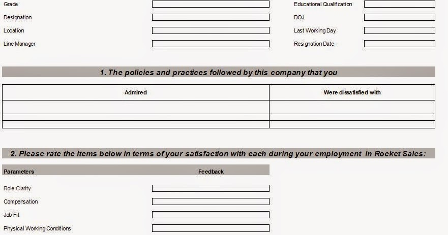 every bit of life employee exit interview questions template