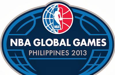 NBA pre-season game Philippines 2013 MOA Arena