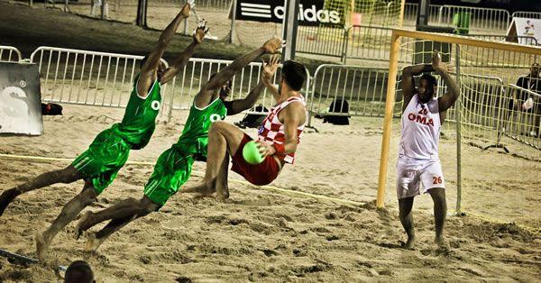 Mejor foto 2012 para la IHF | Mundo Handball