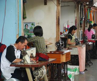 Cara Memulai Bisnis Usaha Menjahit Pakaian
