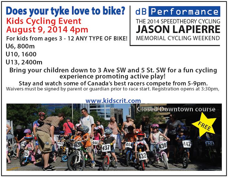 Jason Lapierre Memorial Cycling Weekend
